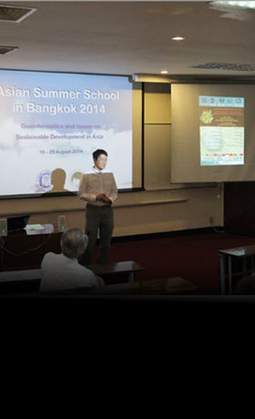 Asia Summer School in Bangkok